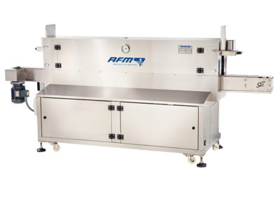 WSN-GEN S Steam Heat Tunnel For Shrink Sleeve Labeling